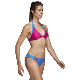 adidas BW 3-Stripes NH Bikini Femme, real magenta/true blue